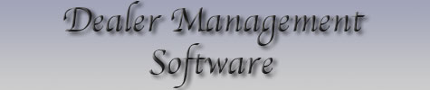 Dealer Management Software